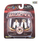 Battlestar Galactica Minimates Series 4 Doc Cottle  Doctor Gaius Baltar