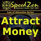 Attract Money Subliminal CD manifest wealth abundance law of attraction messages