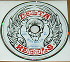 "DELTA REBELS  ~  "" TATTOO  ROSIE � ~ RARE  1989  PROMO PICTURE CD"