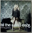 BRITNEY SPEARS * TILL THE WORLD ENDS - RADIO REMIXES * US 11 TRK PROMO * HTF!