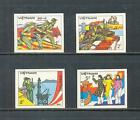 N 461 Vietnam IMPERF Total liberation Apr 30 1975 set 4 1985