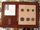Coin Sets of All Nations Sierra Leone  Fishers 1980 - 1984 UNC