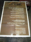 A PASSAGE TO INDIA ORIG U S ONE SHEET MOVIE POSTER DAVID LEAN