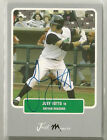 Joey Votto 2004 Just Minors SILVER Signature on-card Auto #'d 200 200 - REDS #85