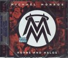 MICHAEL MONROE HORNS AND HALOS + 2 BONUS TRACKS SPECIAL EDITION SEALED CD 2013