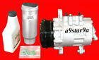 98 99 00 01 CHEVY METRO 10L 13L COMPRESSOR +NEW KIT