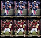 20ct Andrew Luck Robert Griffin III RG3 2013 Father's Day Team Pinnacle Lot C775