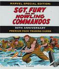 Rittenhouse Marvel Sgt Fury 50th Anniversary Trading Card SEALED Pack FREE SHIP