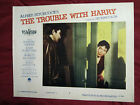 THE TROUBLE WITH HARRY 1950 ALFRED HITCHCOCK SHIRLEY MACLAINE LOBBY CARD 6