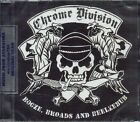 CHROME DIVISION BOOZE BROADS AND BEELZEBUB SEALED CD NEW 2013