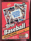 1993 Topps Baseball Wax Pack Box FACTORY SEALED Series 2 Two Set Gold Card