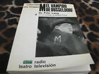 MFritz Lang rare book from Spain Peter Lorre