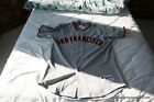 Majestic Authentic XXL 52 San Francisco Giants World Series Authentic Jersey