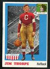 Jim Thorpe Cards and Autograph Guide 10