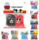 Entertainment Logo Loomz Rubber Filler Pack Kit - 200 Loom Bands
