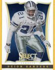 Deion Sanders Cards, Rookie Cards and Autographed Memorabilia Guide 16