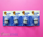 4 X Original New Invisible Fence DOG Collar Battery For R21 & R22 & R51 US Selle