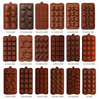 Diy Ice Cube Silicone Cake Chocolate Decorating Molds Mould Baking Tools Free