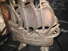 CAST IRON PIRATE SAILING SHIP DOORSTOP