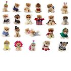 Set of 22 BOO, The wold's cutest dog 5-6.5 inch plush, NEW by GUND!