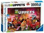 The Muppets 1000 Piece Jigsaw Puzzle Brand New Gift