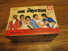 PANINI ONE DIRECTION MINI WAX BOX 8 PACKS SEALED