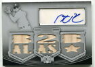 2010 TOPPS TRIPLE THREADS WHITE WHALE DUSTIN PEDROIA AUTOGRAPH JERSEY 1 1