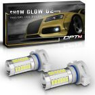 OPT7 Advanced 5202 LED Fog Light 27 SMD DRL 6000K Cool White 5050 Bulb 2504