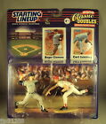 STARTING LINEUP 2000 MLB CLASSIC DOUBLES ROGER CLEMENS CURT SCHILLING