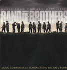 Band of Brothers-2001-HBO Mini-Series-Original Soundtrack-20 Track-CD