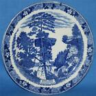 Jonroth Stafforshire Souvenir Collectible Plate - Stand Rock Wisconsin Dells
