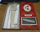 VINTAGE CAMPBELL DECK PLATE GIRDER BRIDGE KIT IN BOX STARTED HO SCALE LQQK
