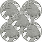 Special Price Pledge of Allegiance Silver Eagle 1oz 999 Silver Round LOT OF 5
