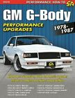 G-Body Performance Upgrades Manual Guide Book Turbo Regal Monte Carlo Ss Grand