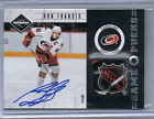 11-12 LIMITED GAME PUCK PRIME AUTO RON FRANCIS 1 5