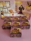 Harry Potter trading card game tcg booster LOT- 7 Box = 2772 cards - NEW