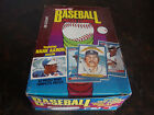 1986 Donruss Baseball Box---36 Packs---Canseco, McGriff, Galarraga, Fielder RC's