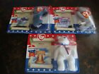 McDonald's--Beanie Babies--American Trio--Lefty, Righty, Libearty--Sealed-Lot#95