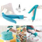 Pastry Icing Piping Bag Nozzle Tips Fondant Cake SugarCraft Decorating Pen New