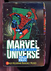 1992 Impel Skybox Marvel Universe Series 3 III Card Set 25 Wax Pack with Box