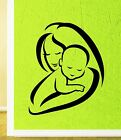 Wall Sticker Vinyl Decal Mom Child Birth Baby Kids Room ig1948