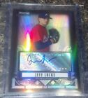 2008 Bowman Sterling Jeff Locke Rookie Black Refractor Auto! #D 25! Pirates!