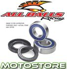 ALL BALLS FRONT WHEEL BEARING KIT FITS GAS GAS HALLEY 4T 125 EH 2009