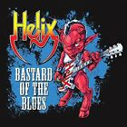 Bastard Of The Blues - Helix (2014, CD New)