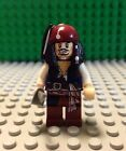 LEGO CAPTAIN JACK SPARROW PIRATES OF THE CARRIBBEAN MINIFIGURE 4181