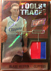 Blake Griffin 2014 Panini National Convention NSCC Lava Flow 3 color GU Patch 10