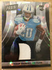 Bishop Sankey 2014 Panini VIP Party NSCC Cracked Ice RC 2 color Patch #'d 10 25