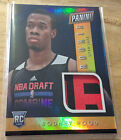 Rodney Hood 2014 Panini VIP Party National NSCC Gold Holo-Foil RC 2 color Patch