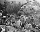 VIETNAM WAR JUNGLES SOLDIERS HELICOPTER UNITED STATES PHOTO ARMY MARINE VETERANS