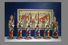 Country Highland Brigade Set of *6* 5 Marching/1 Officer *Glossy* KC.2027